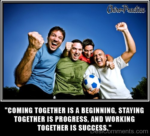 Coming Together Is A Beginning-MP0369107Dc107