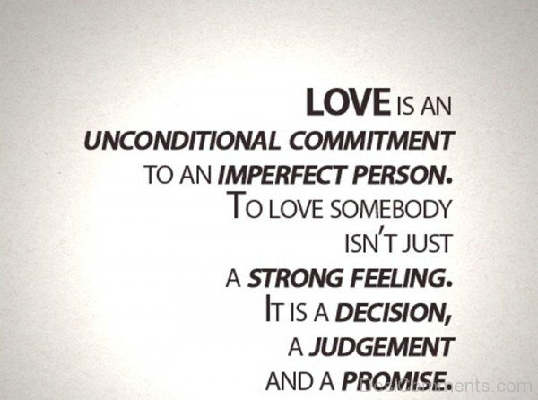 Commitment Is A Promise-DC075
