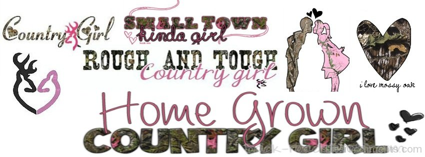 Home grown country girl