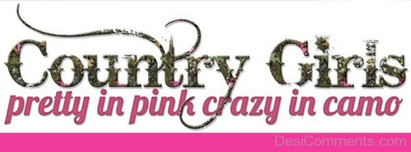 Country girl - Pretty In Pink