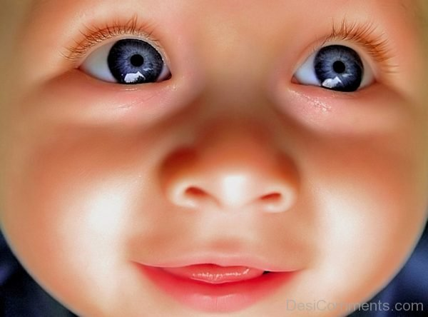 Cute Face Of Baby