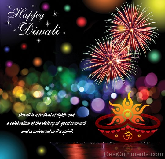 Diwali Is A Festival Of Lights-DC936DC35