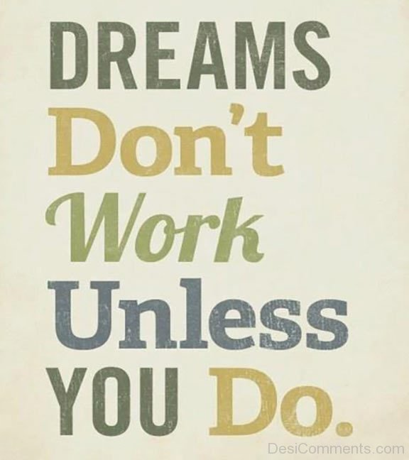 Dreams Don't Work-MP0369036Dc025