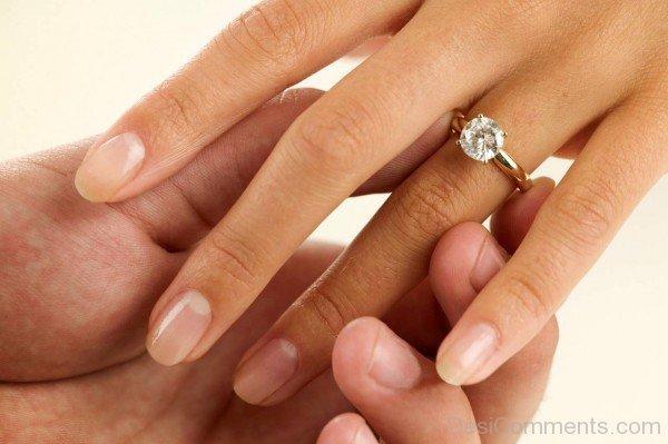Engagement Diamond Ring
