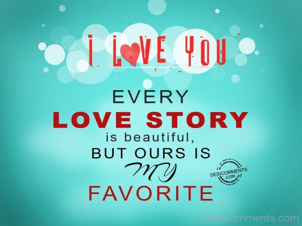 Every Love Story Is Beautiful - 3
