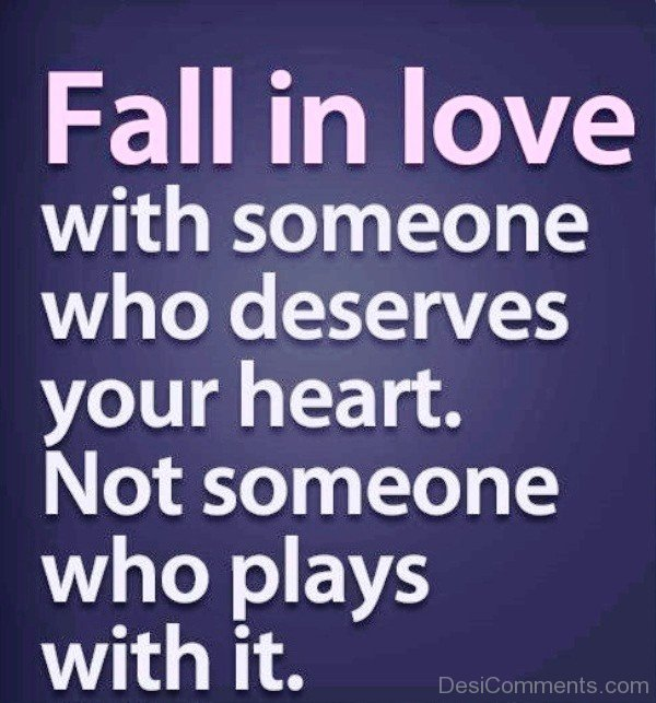 how to fall in love with someone