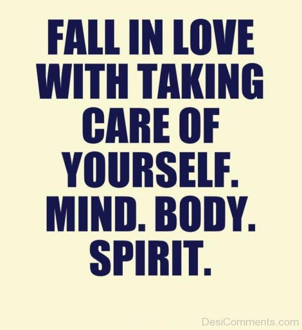 Fall In Love With Taking Care
