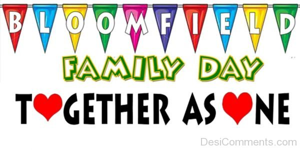Family Day Together-DC17
