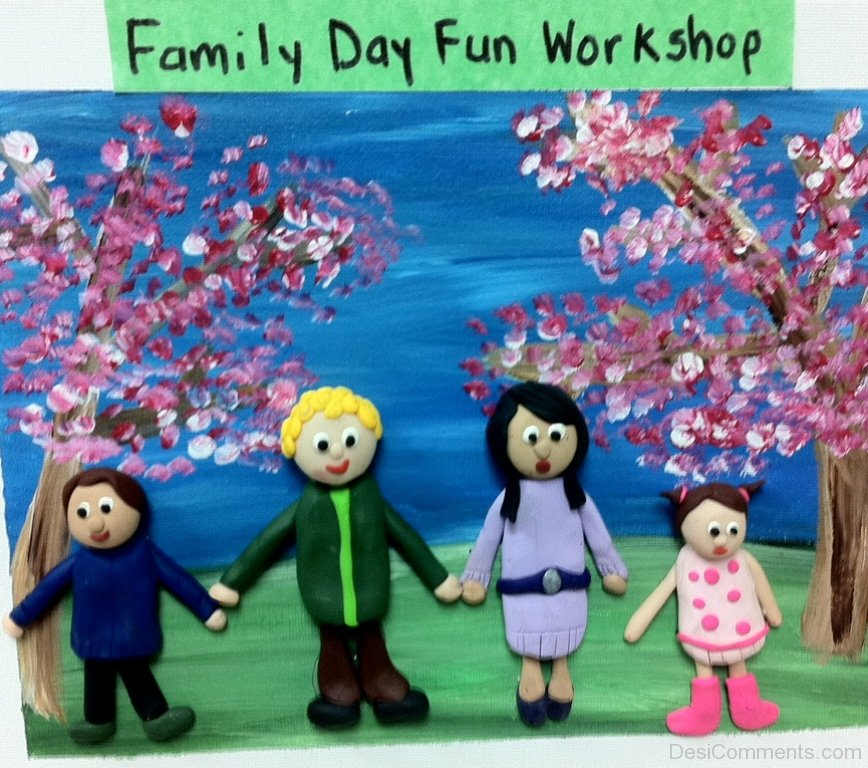 Family Day Workshop DC18