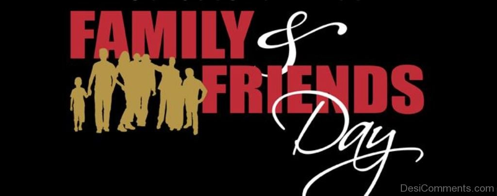 Family Friends Day - DesiComments.com
