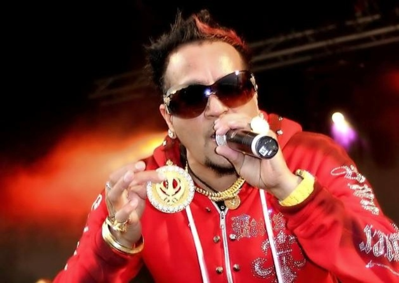 Famous singer jazzy b