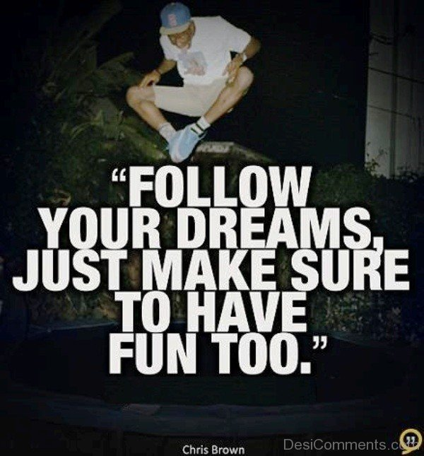 Follow Your Dreams-DC0DC0404