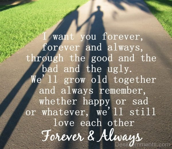 Forever And Always-PC8809-DC11