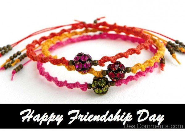 Friendship Band In Firendsip Day