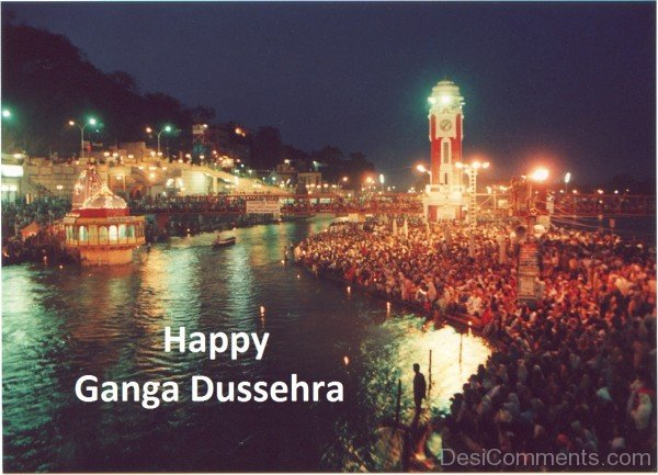 Ganga Dussehra - Photo