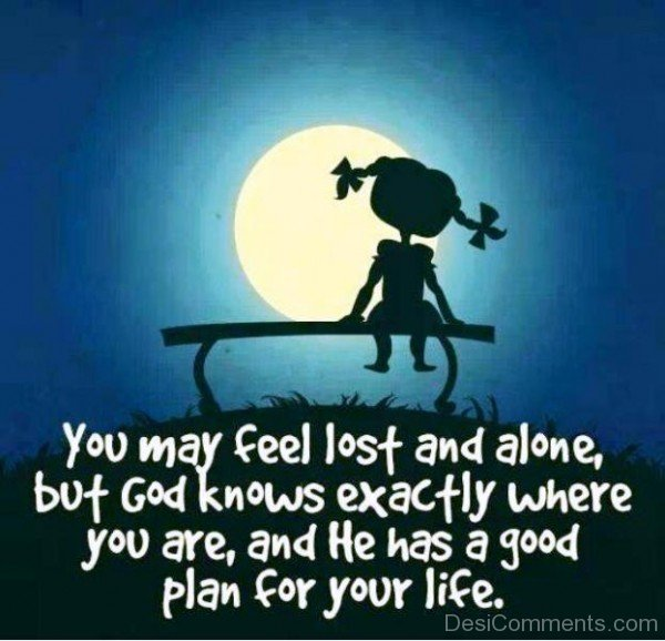 God Has A Good Plan For Your Life