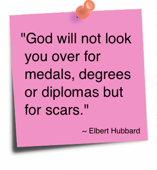 God Will Not Look You Over