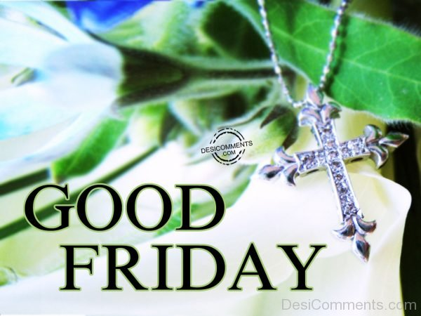 Good Friday With God