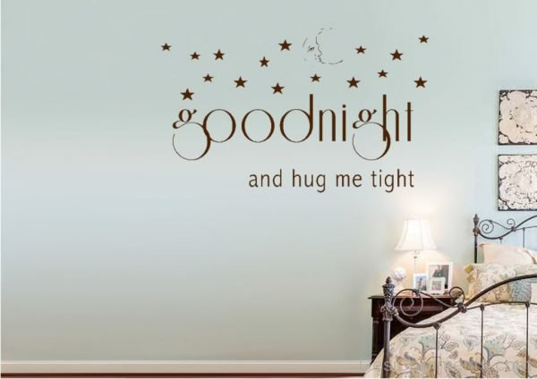 Good Night And Hug Me Tight-DC034