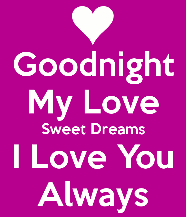 Goodnight My Love Sweet Dreams - DesiComments.com