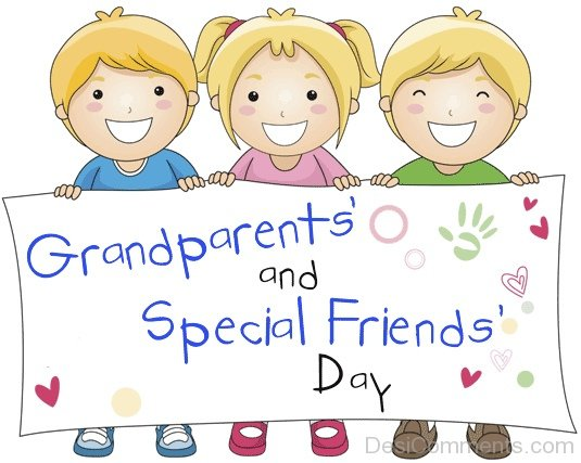 Picture: GrandParents And Special Friends Day