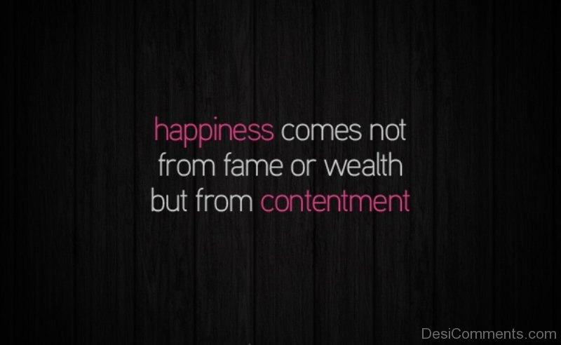 not wealthy but happy essay In psychology, happiness is a mental or emotional state of well-being which can  be defined by positive or pleasant emotions ranging from contentment to intense  joy happy mental states may reflect judgements by a person about their overall   or honour, or health not only for their own sake but also in order to be happy.