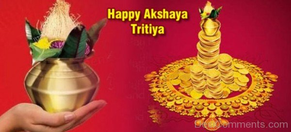 Happy  Akshaya Tritiya