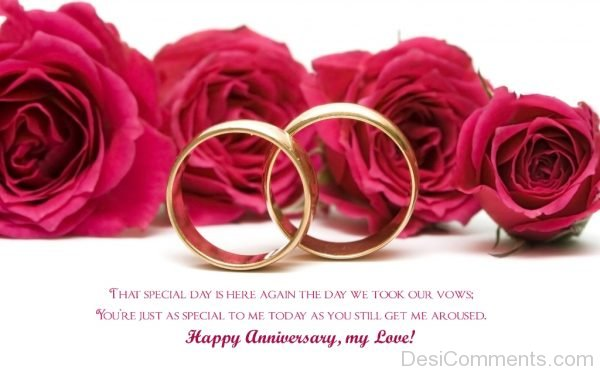 Happy Anniversary My Love-DC25