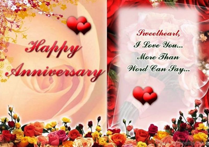 Anniversary Pictures, Images, Graphics for Facebook, Whatsapp - Page 14