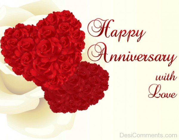 Happy Anniversary With Love-rvt522DC56