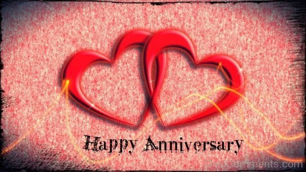Happy Anniversary With Two Hearts-DC34