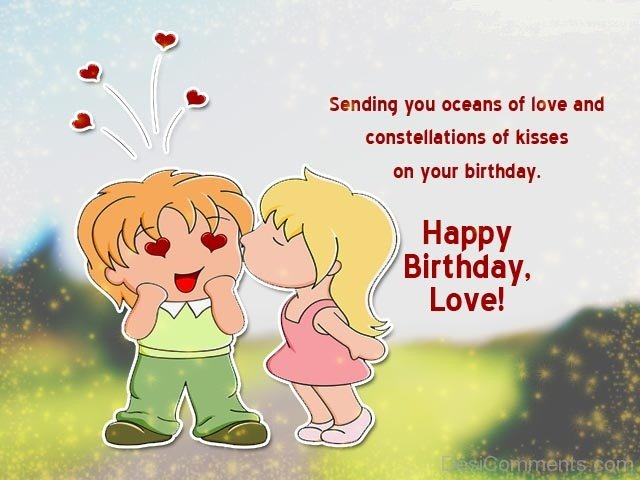 Happy Birthday Message Love ~ Birthday wishes for boyfriend pictures images graphics facebook whatsapp