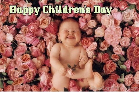 Happy Childrens Day Sweet Baby