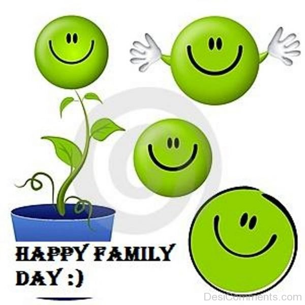 Happy Family Day Pic - DesiComments.com
