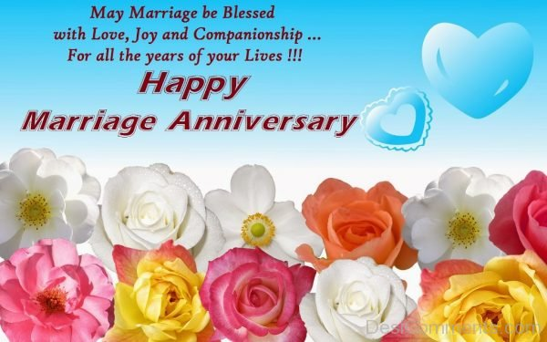 Happy Marriage  Anniversary-DC36