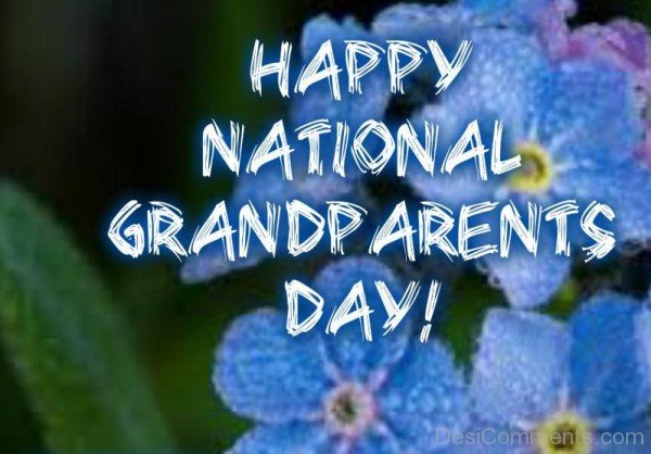 Picture: Happy National GrandParents Day!