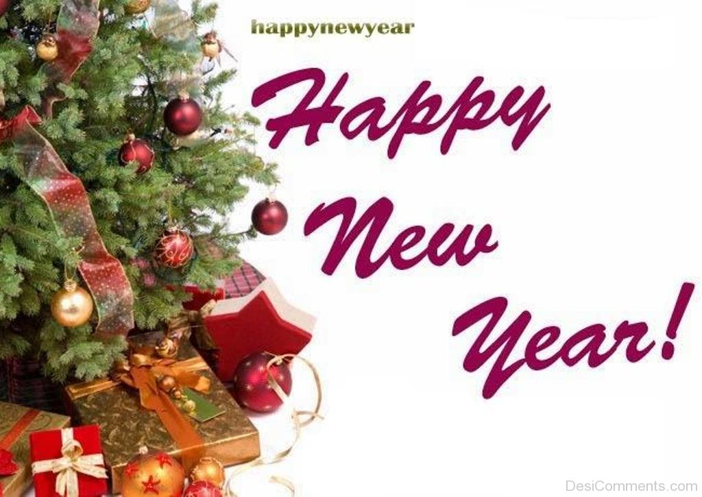 Happy New Year greeting and wishes - DesiComments.com