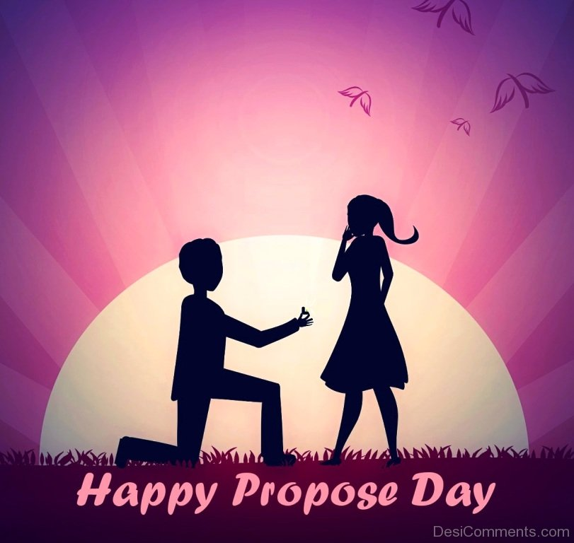 Propose Day Pictures, Images, Graphics For Facebook