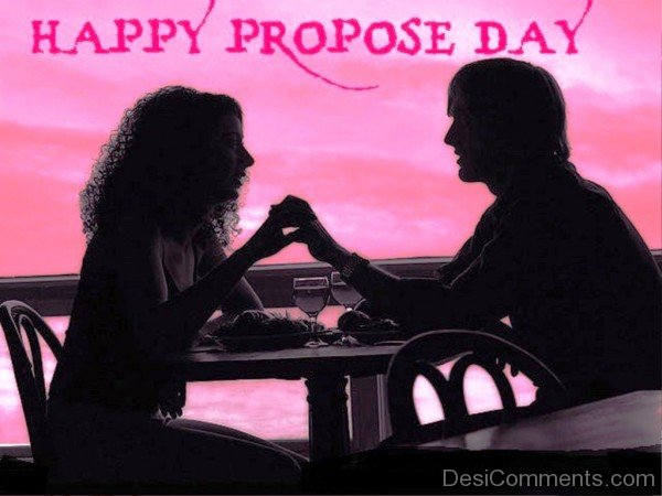 Happy Propose Day-pol611DESI17