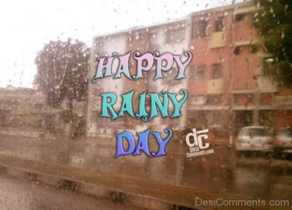 Happy Rainy Day !-DC24