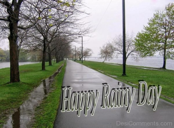 Happy Rainy Day-DC25