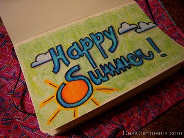 Happy Summer Photo-DC36