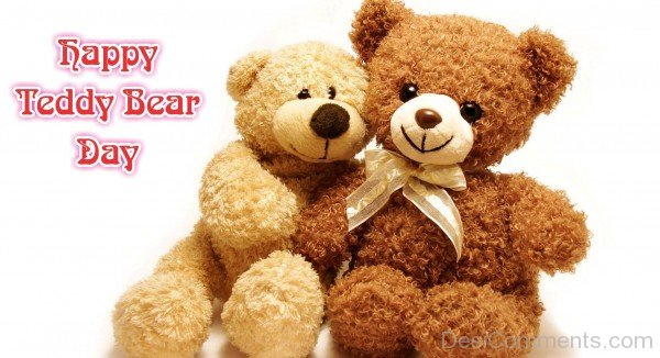 Happy Teddy Bear Day Quote