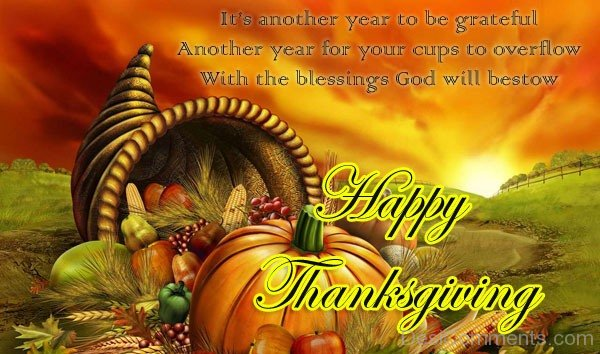 Happy Thanksgiving God Bless You Desicomments Com