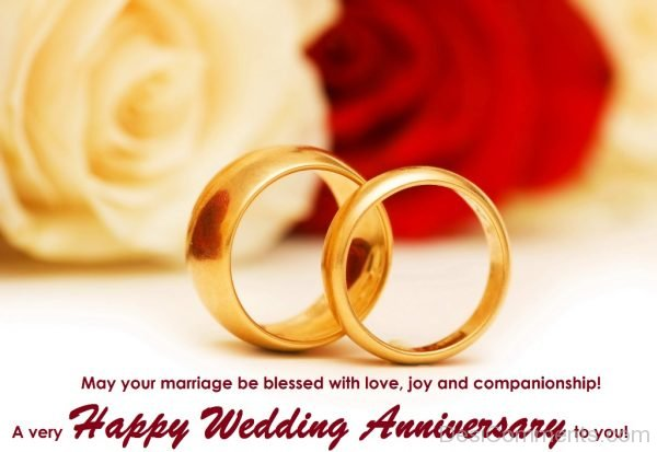 Happy  Wedding  Anniversary To You-DC08