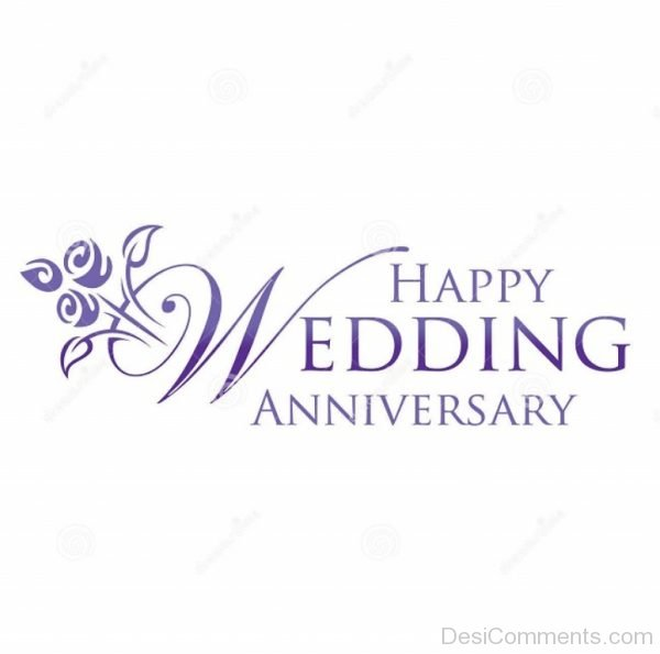 Happy Wedding Happy Anniversary-DC41