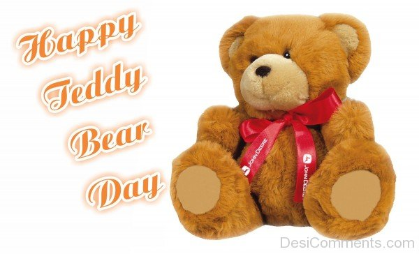 HappyTeddy Bear Day