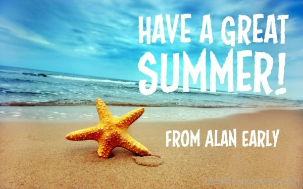 Have A Great Summer-DC45