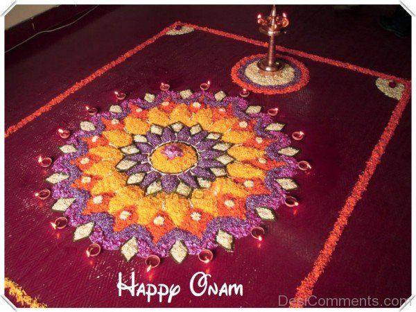 Heartfelt wishes on Onam