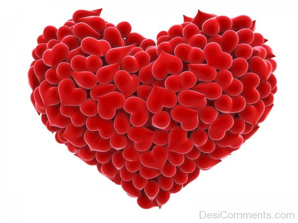 Hearts Of Heart Image- DC 02104
